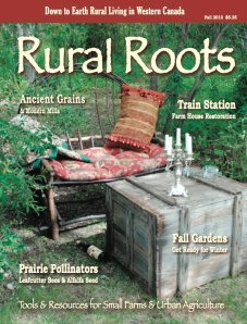 Rural Roots Fall 2013
