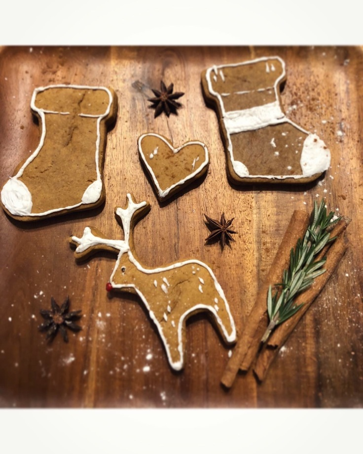 Old Fashion Gingerbread Cookies 2