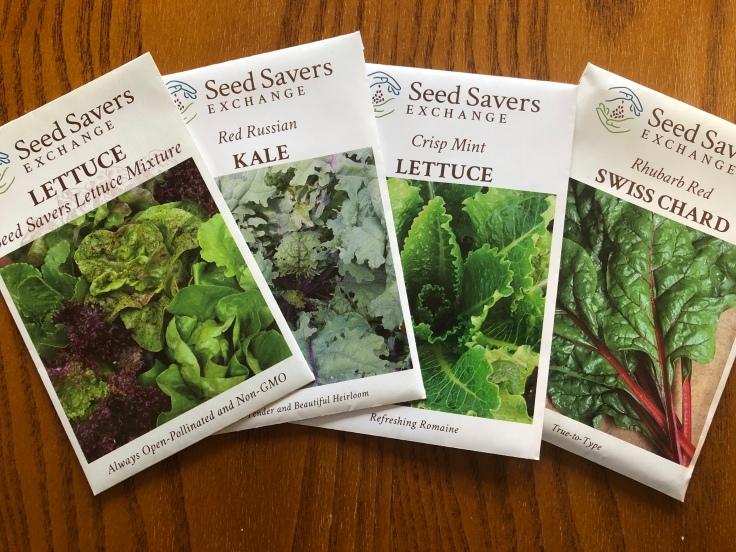 HeritageFarm.ca lettuce seeds